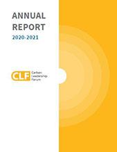Couverture du rapport annuel 2020